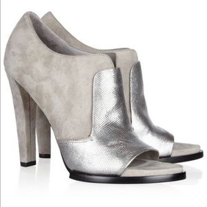 Alexander Wang Luisa suede boots shoes